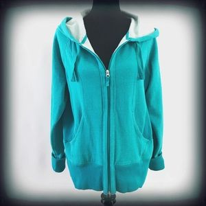 Maurices Women's Zip Up Hoodie Size XL EUC